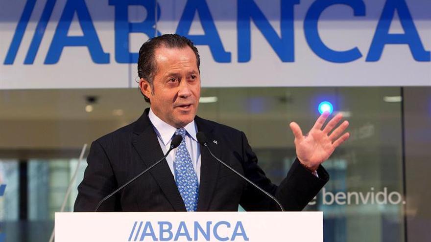 Abanca gana 77 millones de euros hasta marzo, un 40 por ciento menos, por los extraordinarios