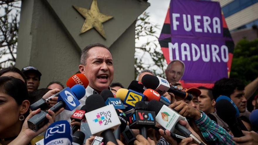 Denuncian registros nocturnos tras una nueva jornada de protesta en Venezuela
