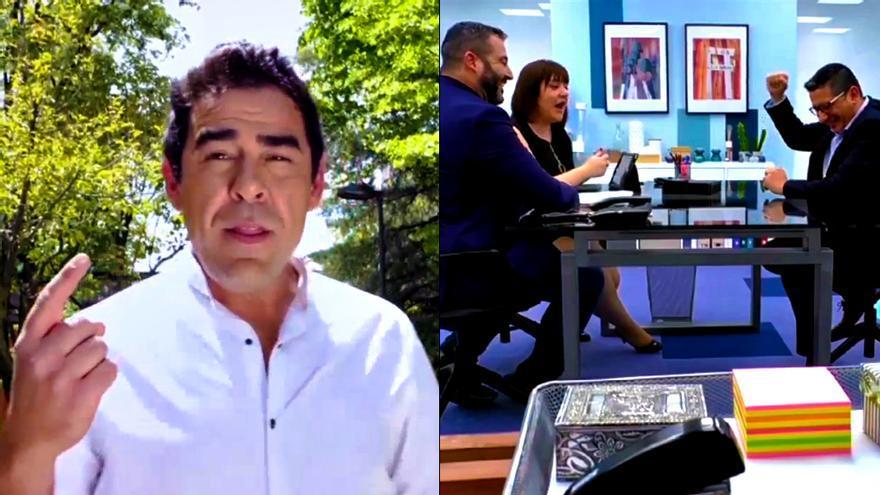 Pablo Chiapella será la voz en off de 'Job Interview', el nuevo reality de Cuatro