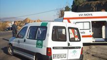 Fallece un hombre atropellado cuando cruzaba la autovía en Cúllar (Granada)