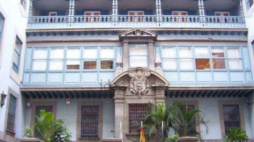 Sede de RTVE en Santa Cruz de Tenerife