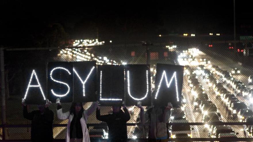 Demandan al Gobierno de EE.UU. por el envío a México de solicitantes de asilo
