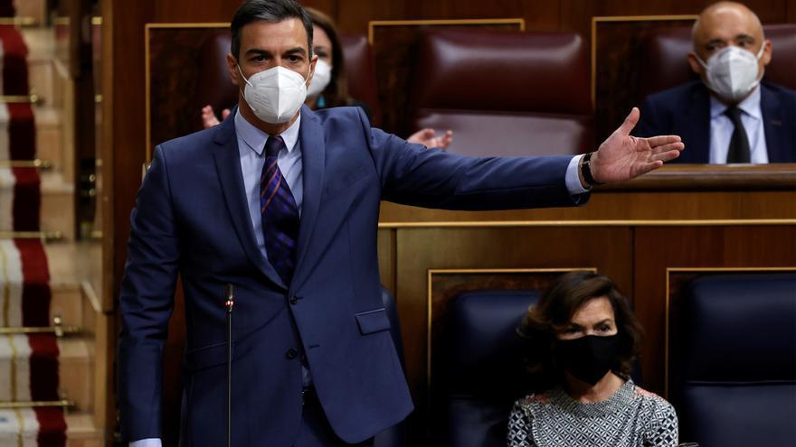 Sánchez someterá los indultos al examen del Congreso tras verse con Aragonès