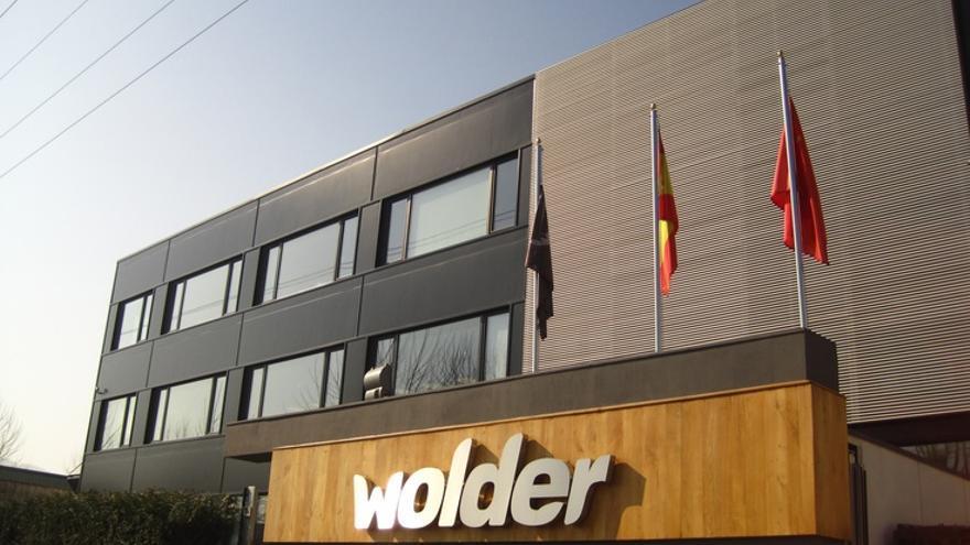 Sede de Wolder