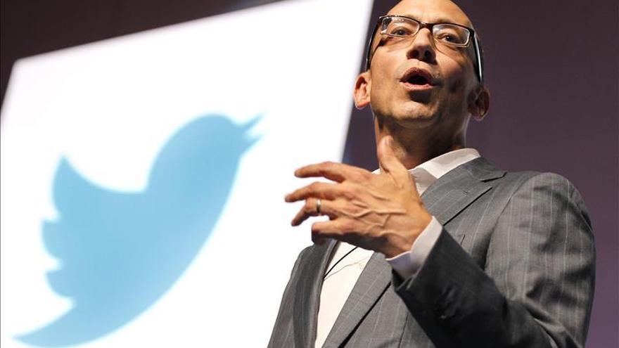 Twitter anuncia la renuncia de su consejero delegado a partir del 1 de julio