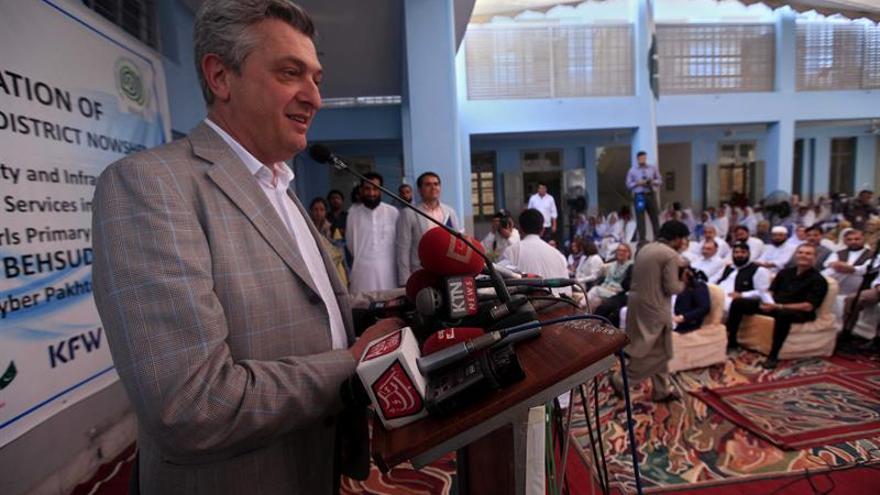 """ACNUR pide asumir una """"responsabilidad común"""" por los refugiados afganos en Pakistán"""