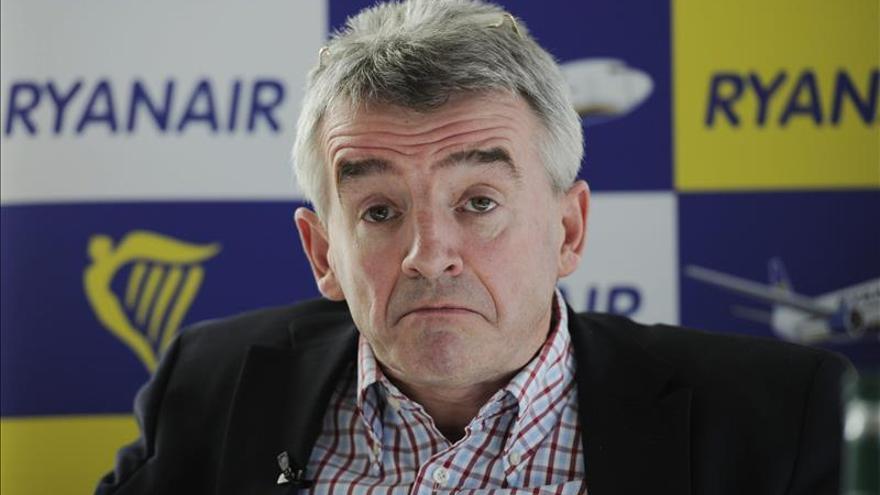 Ryanair aumenta un 66 % sus beneficios en su ejercicio fiscal