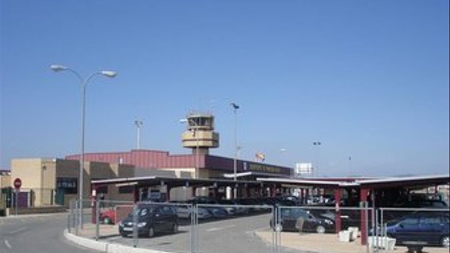 Aeropuerto Noain Pamplona