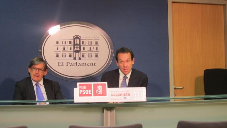 """PSIB pedirá comisión de investigación por """"listas negras"""" en el sector público balear por razones """"ideológicas"""""""