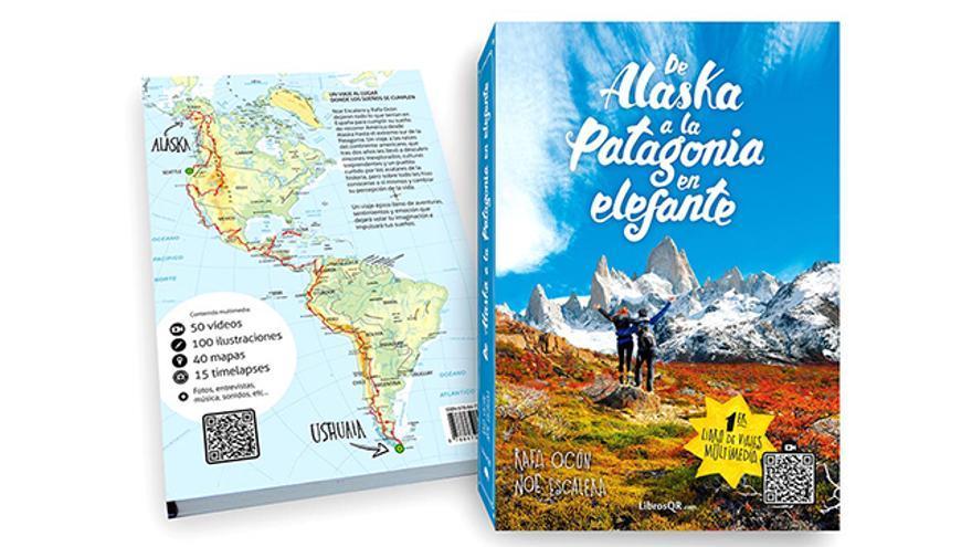 Libros de viajes - De Alaska a Patagonia en elefante