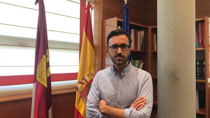 Félix Romero, director general de Medio Natural y Biodiversidad de Castilla-La Mancha