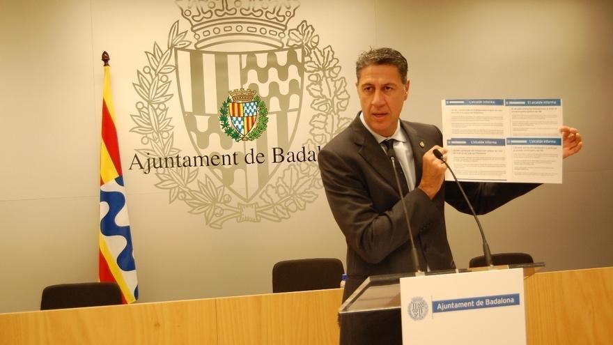 Albiol (PP) lamenta que alguien imite folletos municipales para llamar a votar el 9N