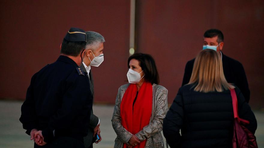 Llega a la base de Torrejón el segundo avión con otros 160 afganos evacuados
