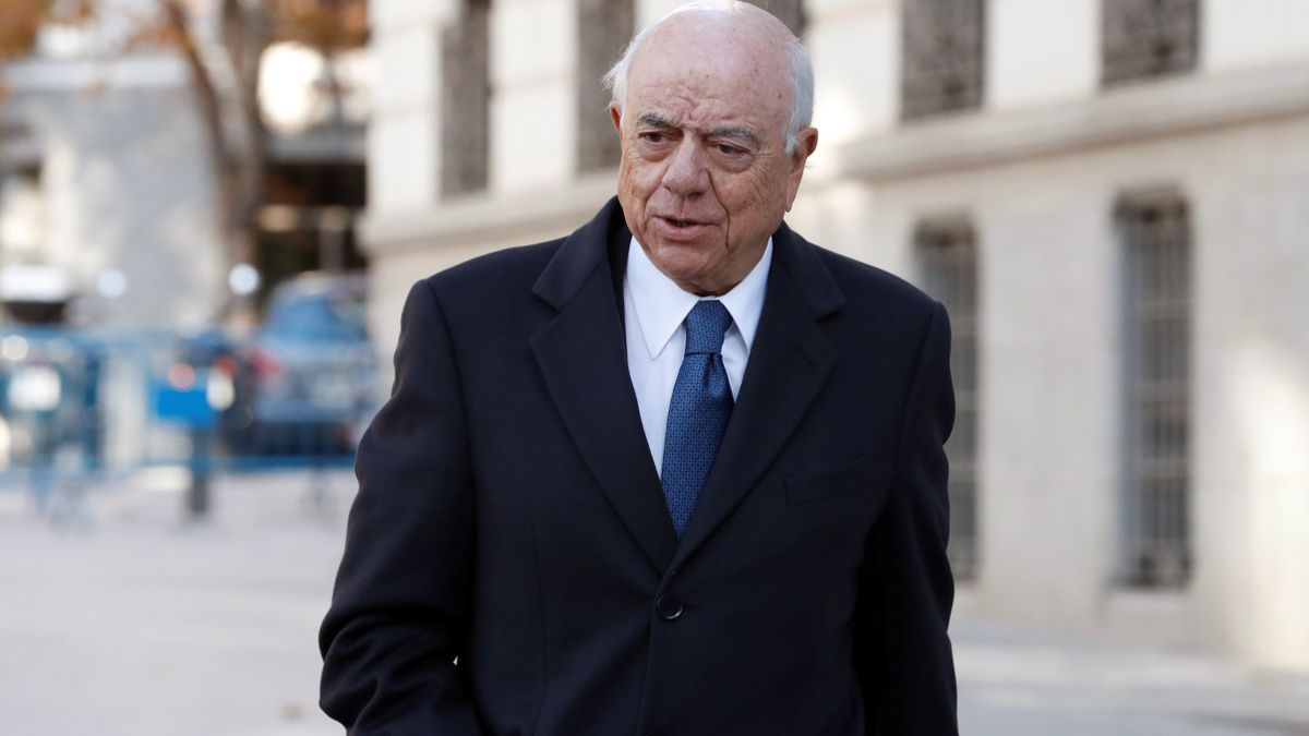 El ex presidente del BBVA, Francisco González.