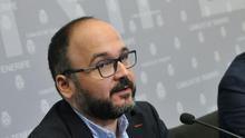 José Antonio Valbuena, consejero de Transición Ecológica.