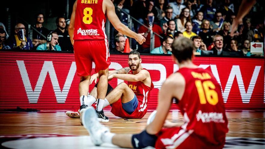 Derrota de Ucam CB Murcia en el último segundo