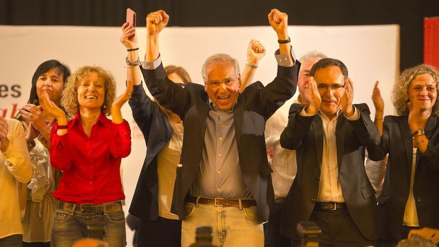 Alfonso Guerra hará campaña este jueves en Lorca (Murcia)