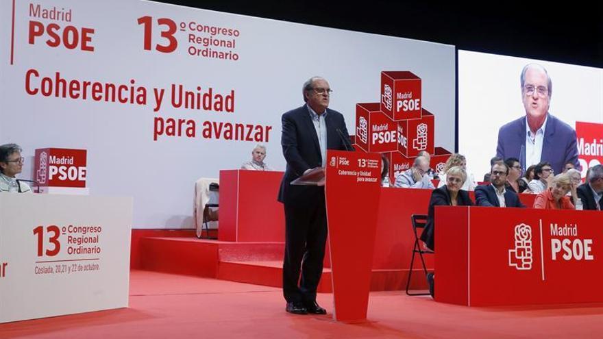 Gabilondo se pone a disposición de la militancia del PSOE de Madrid para 2019