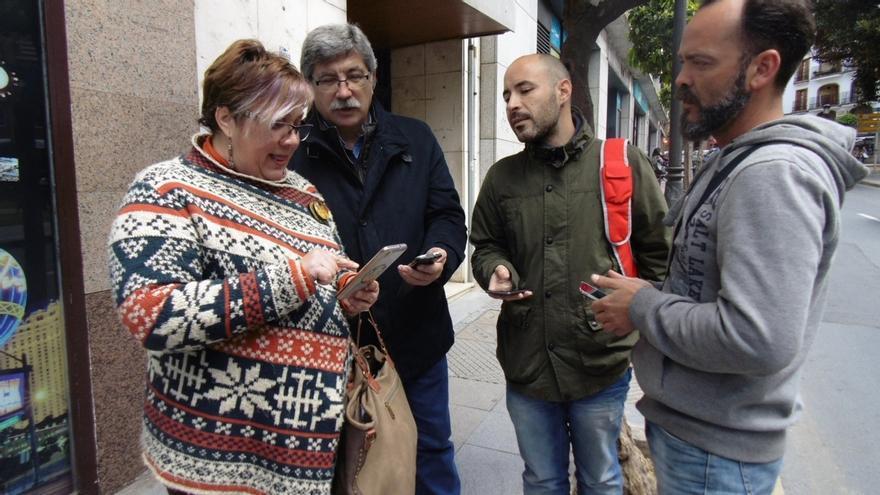 Izquierda Unida plantea instalar wifi gratuito en zonas estratégicas de la ciudad