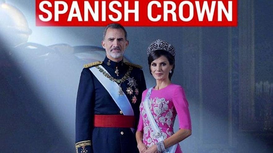 "Newtral graba ""la primera serie documental "" sobre la familia real española"