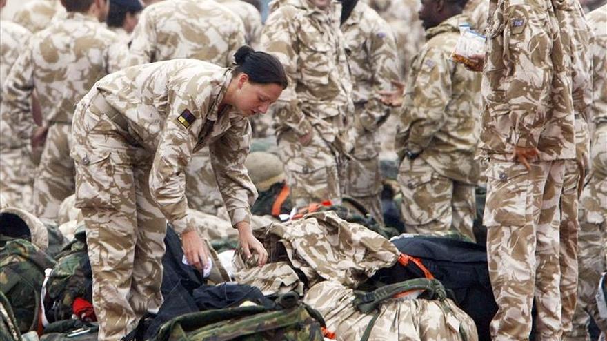 El Reino Unido mantendrá su misión de apoyo en Afganistán en 2016