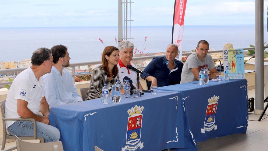 Imagen de la rueda de prensa de presentación del campeonato