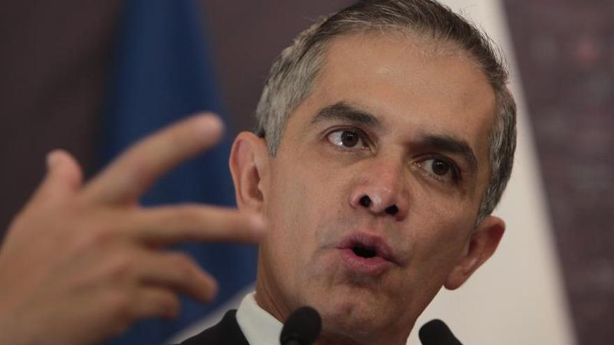 El jefe de Gobierno de Ciudad de México inicia una visita de trabajo en París