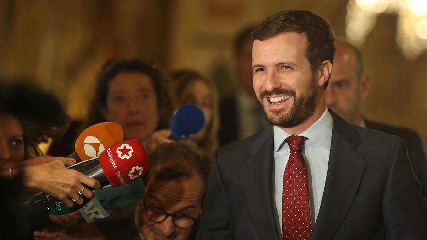 """Casado avisa, ante el inicio de declaraciones de Púnica, que no permitirá que le culpen de lo sucedido """"hace décadas"""""""