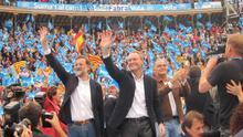 Rajoy arropa este sábado a Fabra en la convención regional del PPCV, en la que no se prevé que intervenga Barberá