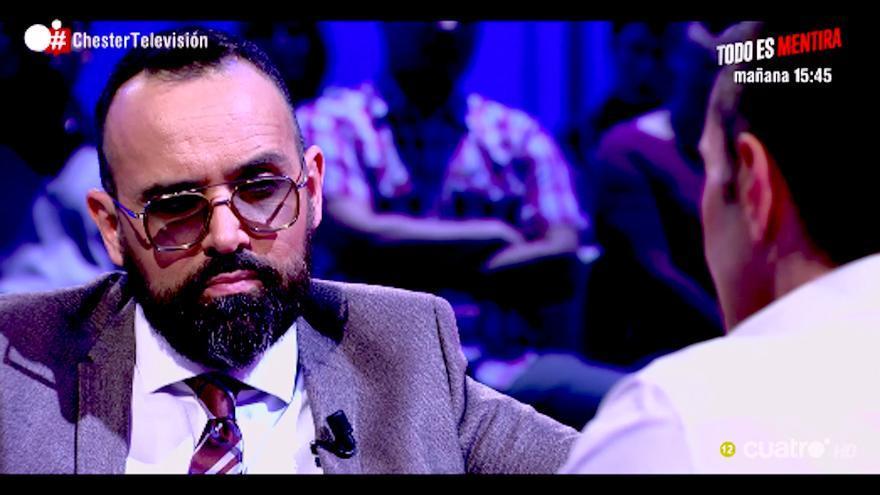 """Risto, sobre OT: """"Quería cargarme el programa porque tenía guerra con los productores, con Ángel Llácer y con Noemí Galera"""""""