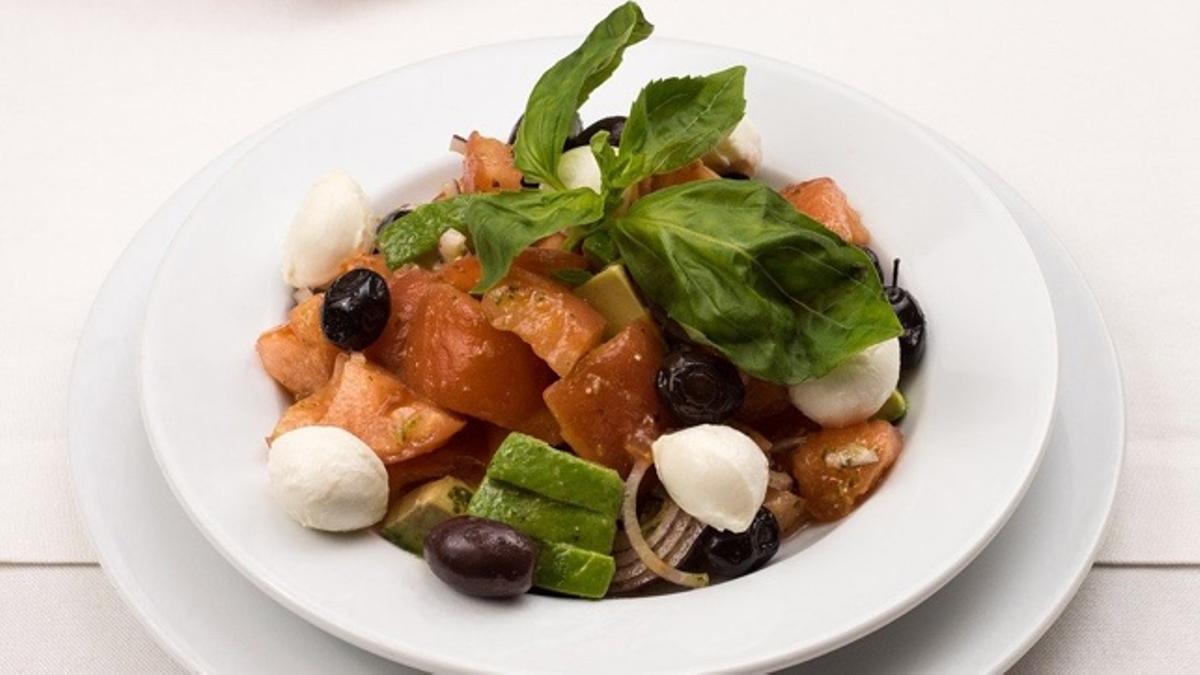 Salata peperoni ensalada italiana
