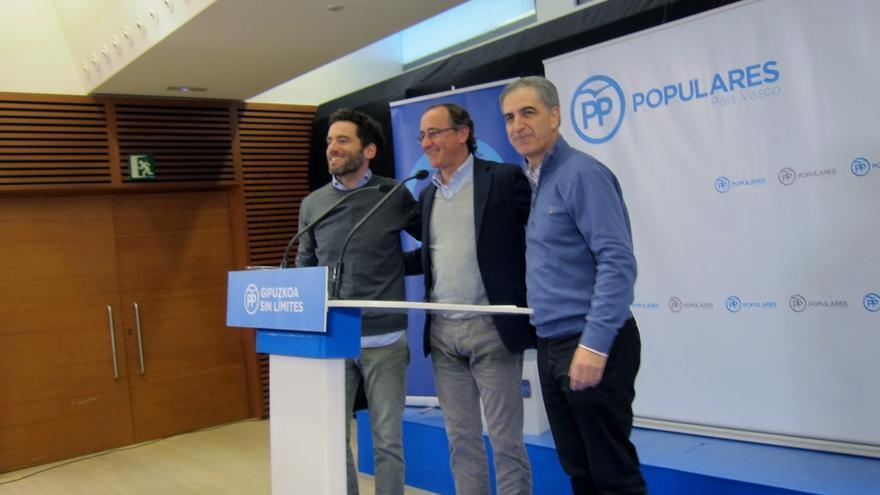 """Alonso advierte que Ciudadanos quiere """"cargarse todo"""", incluso el Concierto Económico """"que no lo quitó ni Franco"""""""