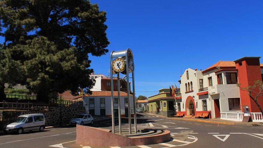 Ayuntamiento de Puntagorda.