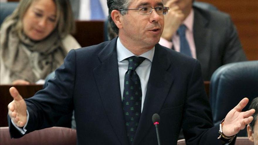 Imagen de archivo del exconsejero madrileño Francisco Granados. EFE