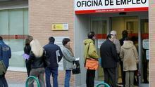 Las demandas por despido suben el 7 % hasta marzo y marcan máximo en 5 años