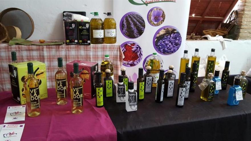 El aceite, uno de los protagonistas del Mercado de Productores de Toledo
