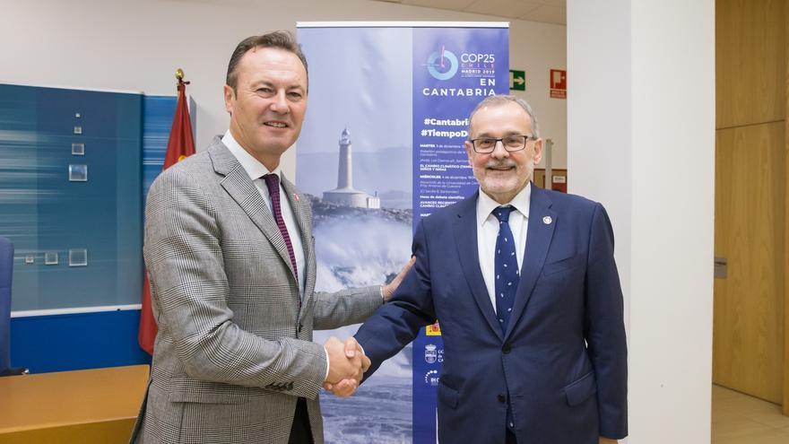 Gobierno y UC organizan actividades en Cantabria por la Cumbre Mundial del Clima