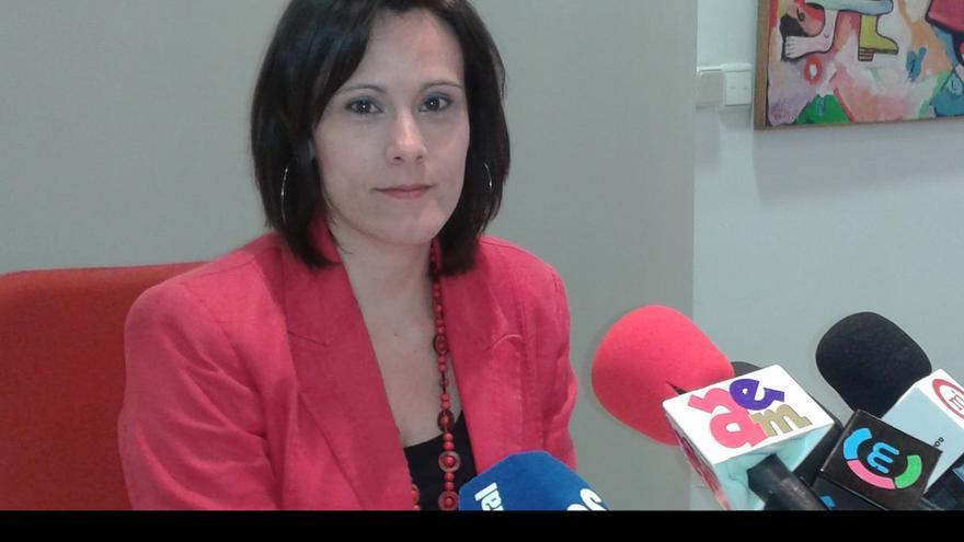 Ana Belén Tejado, concejal del PSOE en Alcázar de San Juan / Foto: http://alcazarnoticias.blogspot.com.es