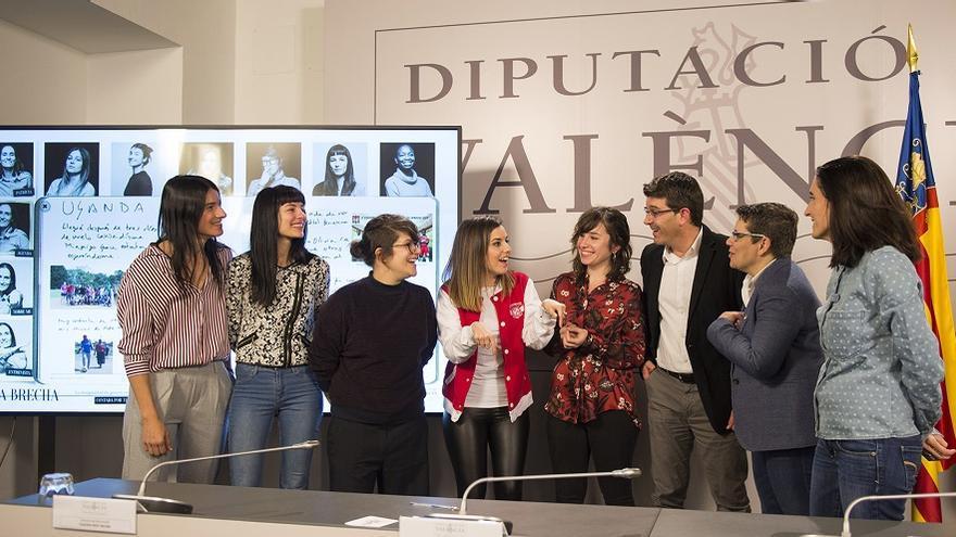La producción se ha presentado en la Diputació de València