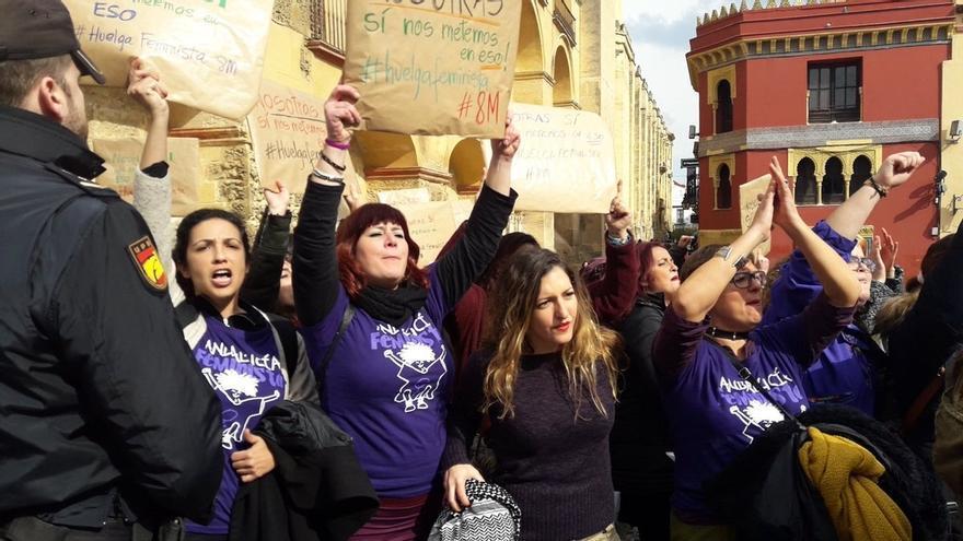El PCA se reúne este domingo para avanzar en la huelga del 8-M y muestra su apoyo a las concentraciones de este martes