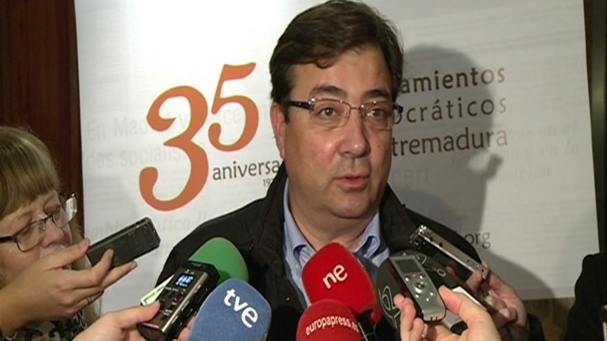 """Vara cree que la reforma del artículo 135 que propone Sánchez sintoniza con la """"mayoría"""" de las """"bases del partido"""""""