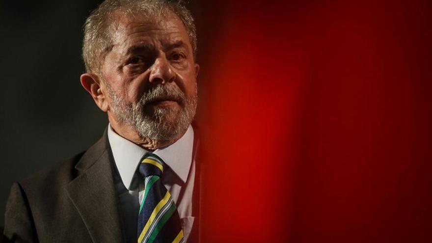 La Justicia niega la petición de la defensa de Lula de anular el bloqueo de sus bienes