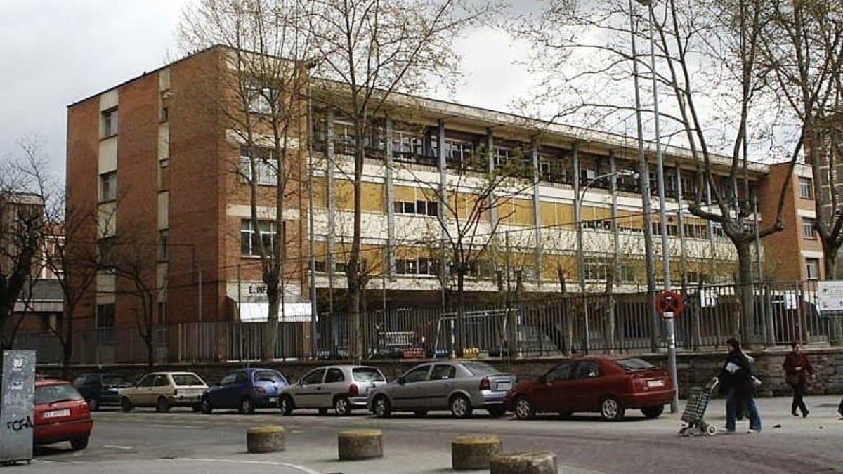 Colegio Judizmendi de Vitoria, donde han aparecido 22 casos de COVID-19