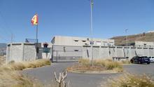 Centro de Internamiento de Extranjeros (CIE) de Hoya Fría, en Tenerife.