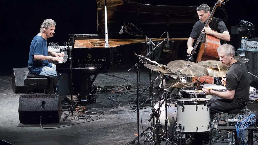 Tres ases y una dama clausuran, de manera brillante, el XXI Jazz San Javier