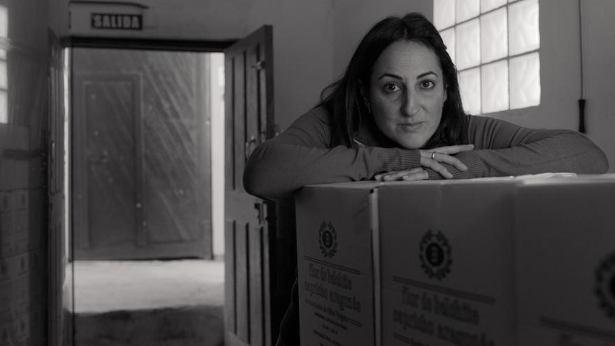 Sandra Jaime.