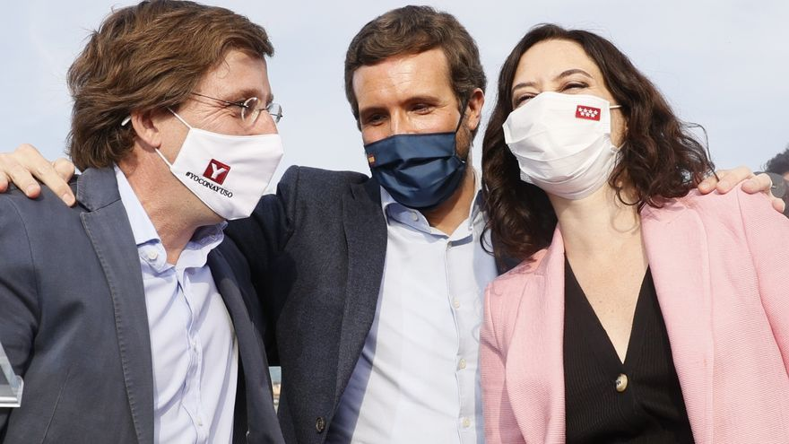 """Casado pide unir el voto en el PP como """"única vacuna contra el sanchismo"""""""