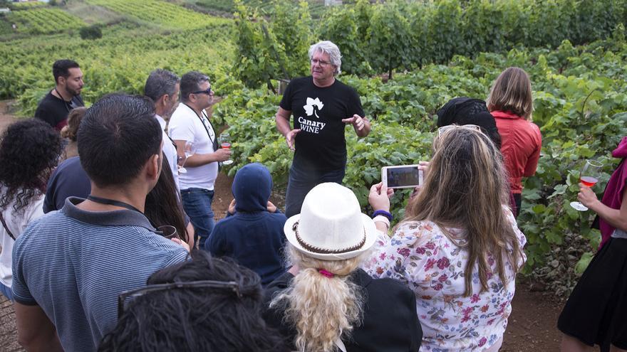 Gran éxito de participación en la Primera Gran Cata de Canary Wine