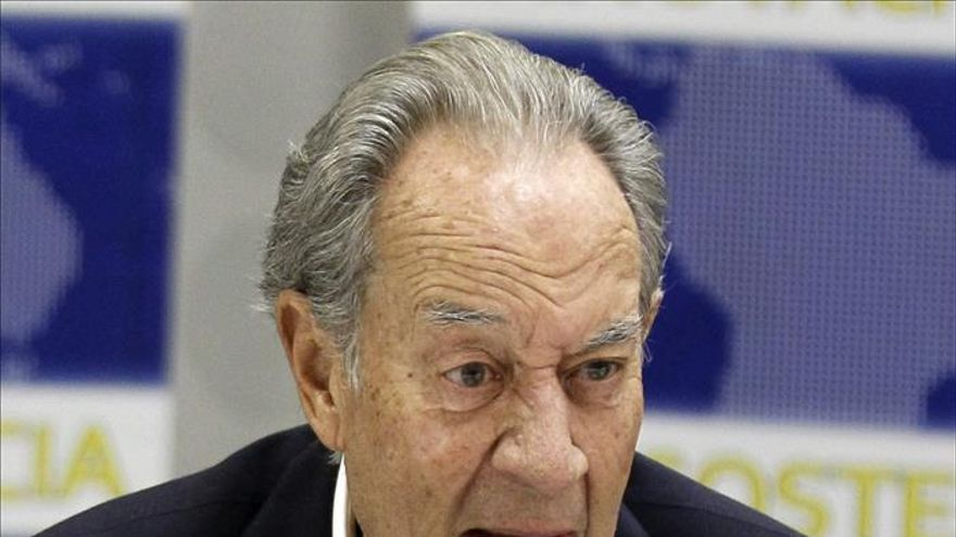 Villar Mir: España pierde con Emilio Botín a un hombre único