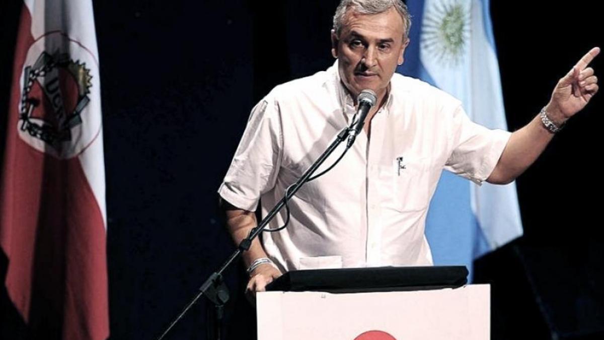 Morales se imponía cómodamente en las elecciones jujeñas